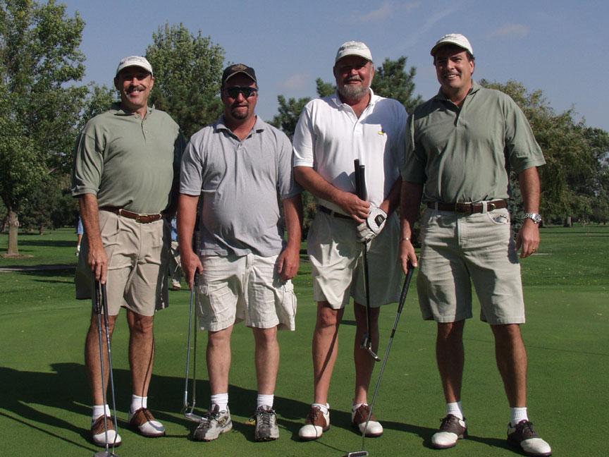 2003 Gomaco Invitational Mapleton Scramble Tournament