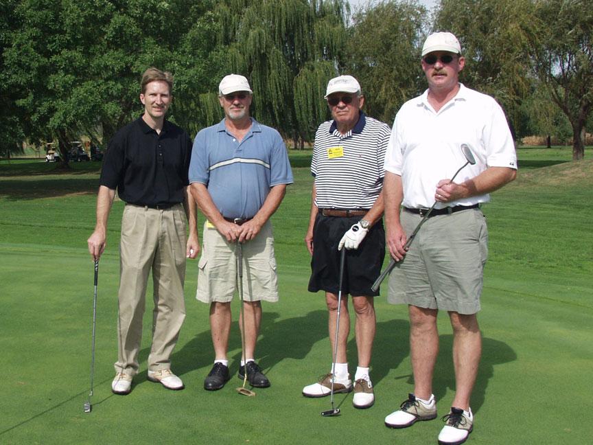 Gomaco Invitational 2005 Mapleton Scramble Tournament Teams