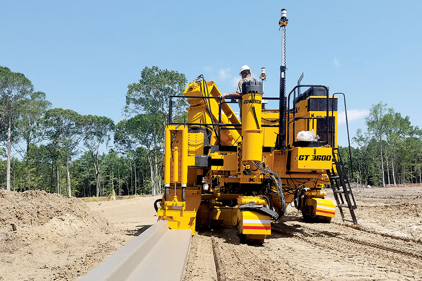 GOMACO Corporation: The Worldwide Leader in Concrete Paving
