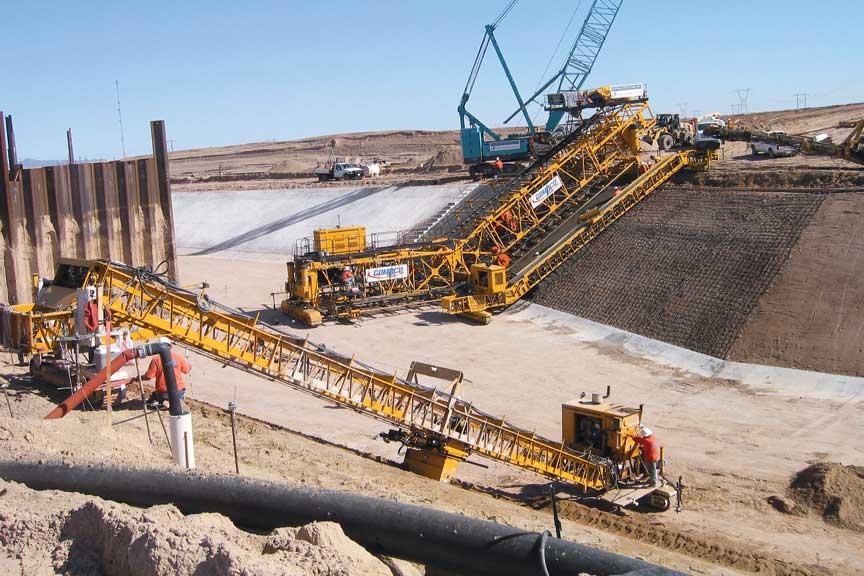 GOMACO, Manufacturer of Concrete Slipform Paving Equipment