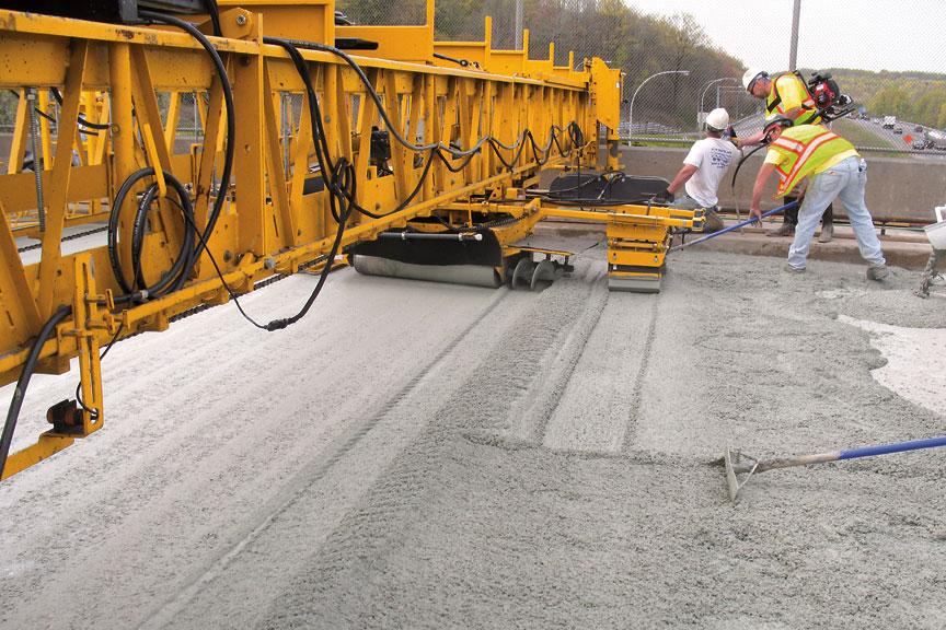 GOMACO, Manufacturer of Concrete Slipform Paving Equipment: GOMACO World